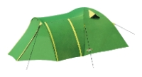 Campack Tent Breeze Explorer 4